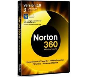 Vinzeo Norton by Symantec seguridad