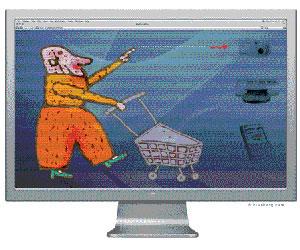 venta online Internet bienes tecnologicos