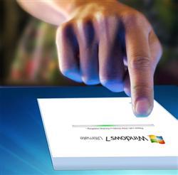 Windows 7 PC sistema operativo