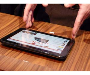 Tablet TouchPad de HP