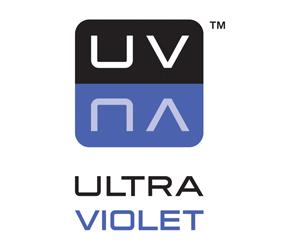UVVU logotipo Ultraviolet