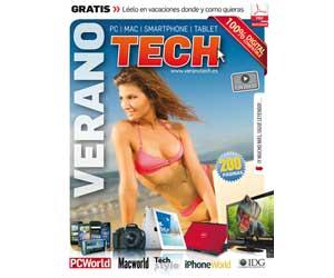 Descárgate ya, de forma gratuita, la versión digital de Verano Tech