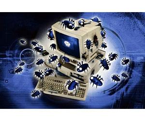 virus y malware en ordenador