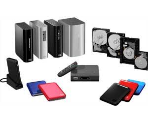 Western Digital discos duros preferred drive