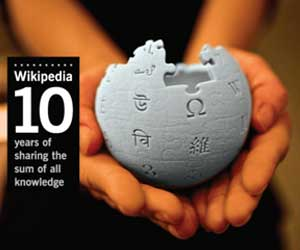 Wikipedia cierra el servicio en inglés en protesta por la SOPA