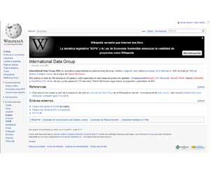 Wikipedia España