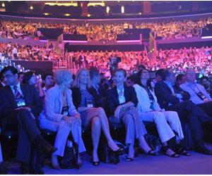 Microsoft conferencia mundial de partners Ballmer Windows 7