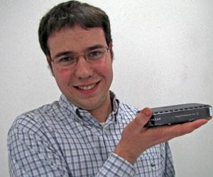Xavier Lleixá, ingeniero de Ventas de Netgear Iberia