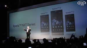 sony xperia mobile world congress mwc12