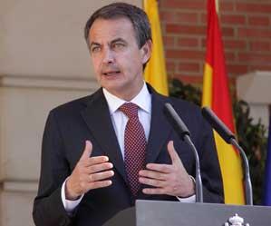 Zapatero en YouTube