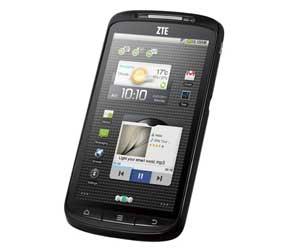ZTE MWC2012 smartphones LTE