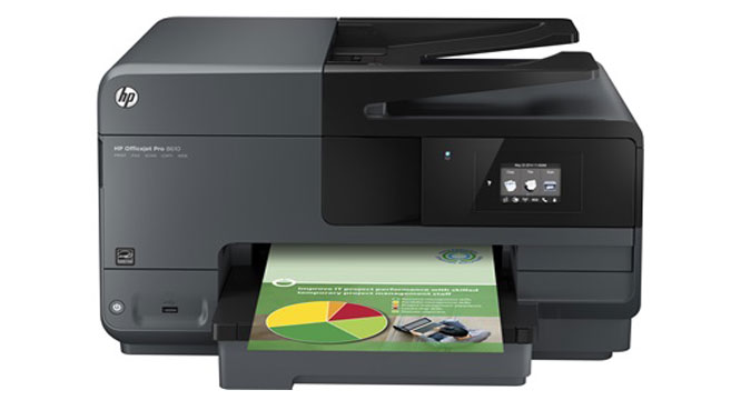 HP Officejet 8610