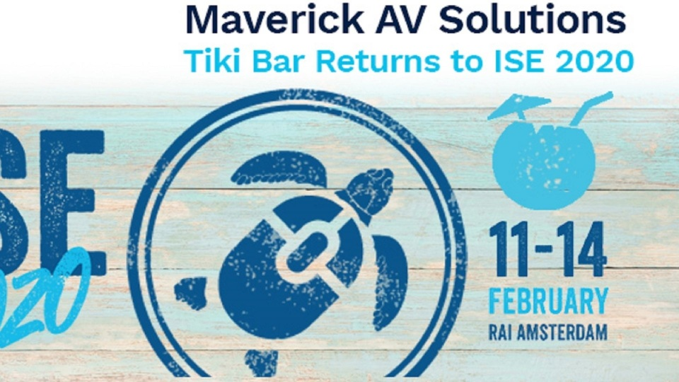 Maverick AV Solutions - Tiki Bar