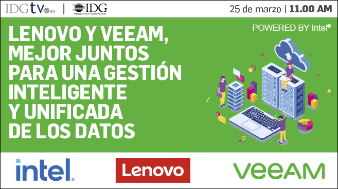 veeam lenovo intel OK