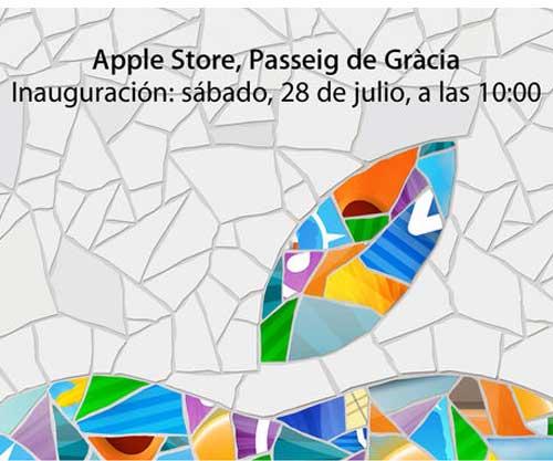 confirmado: inauguración de la nueva apple store de barcelona el próximo 28 de julio