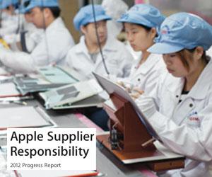 apple desvela su lista de proveedores por primera vez