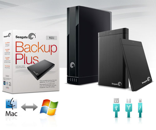 seagate backup plus respalda tus archivos de facebook y flickr