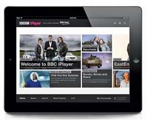 servicio bbc global iplayer para ipad