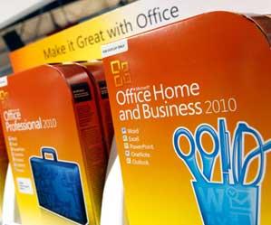 office 2010 llega al mercado de consumo