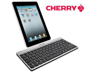 cherry anuncia la disponibilidad del teclado bluetooth para ipad cherry kw 6000