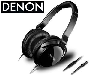 denon presenta los auriculares ah-d310r compatibles con iphone 4s, 4 y 3gs