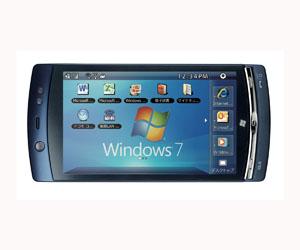 ntt docomo dispositivo mano windows 7