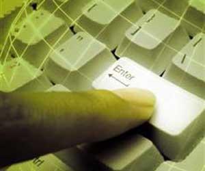 ibm teclado tactil