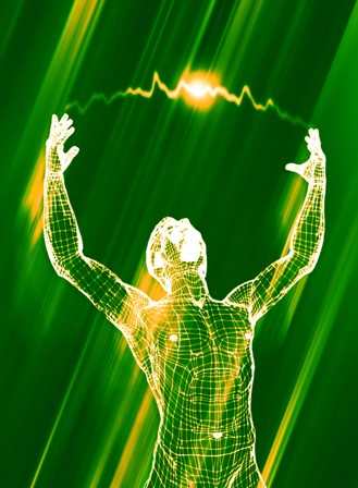 energía, sol, hombre, alternativa, pc world