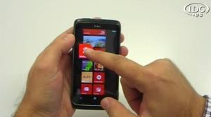 interfaz windows phone 7