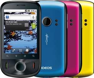 smartphone ideos huawei