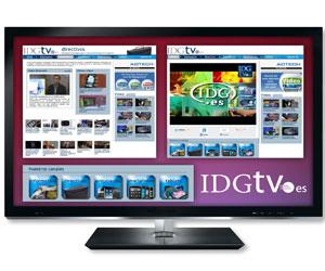 idgtv, television internet tecnologia