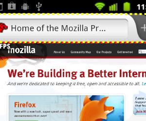 nueva interfaz nativa firefox android