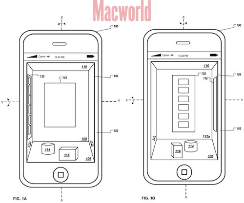 apple prepara la interfaz 3d de los próximos dispositivos con ios