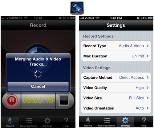 display recorder graba la pantalla de dispositivos ios sin necesidad de jailbreak