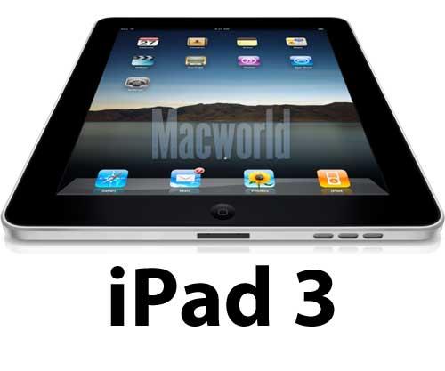 apple comenzará a recibir los primeros ipad 3 de sus proveedores en marzo