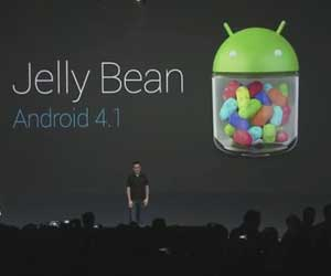jelly bean. android 4.1