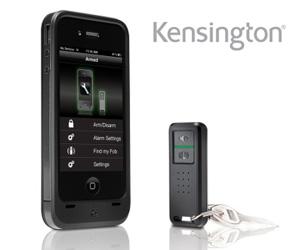 nueva línea de accesorios de seguridad kensington para ipad, iphone y mac