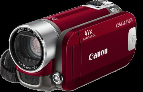 videocámara legria de canon