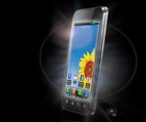 lg optimus black smartphone