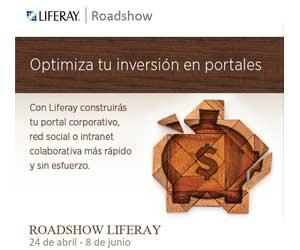 roadshows liferay