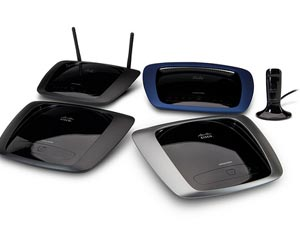 e-series de linksys