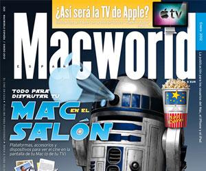 disfruta de tu mac en el salón de casa y crea fácilmente tus propios ibooks con el macworld de enero