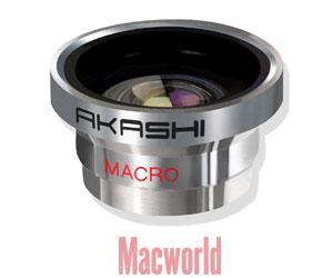 kit de lentes naical akashi para iphone