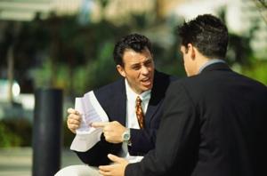 negociacion enfado
