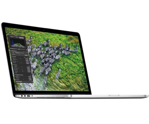primer contacto con el macbook pro retina