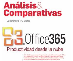 office 365 - suite de productividad en la nube