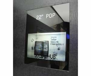 pantallas transparentes