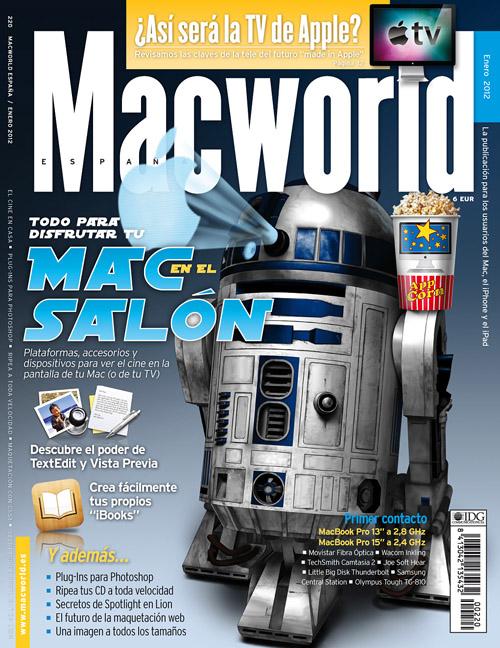 macworld 220 enero 2012