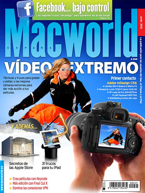 las claves para grabar vídeo como un profesional en el macworld de junio