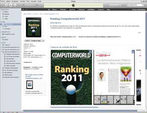 app store ranking computerworld